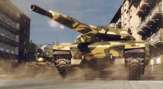 Трейлер анонса Armored Warfare: Проект Армата для PS4