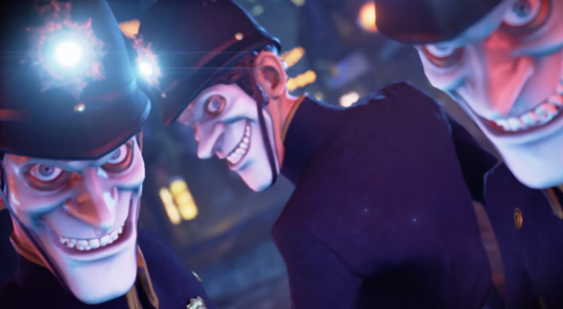 Трейлер We Happy Few - дата выхода