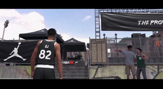 Трейлер NBA 2K18 - The Neighborhood