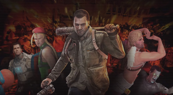 Трейлер Dead Rising 4: Frank's Big Package - анонс для PS4