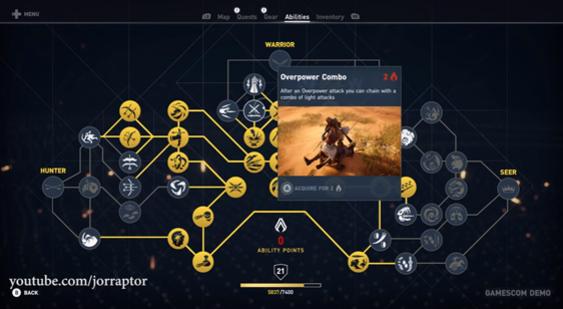 Новый зловещий трейлер Assassin's Creed: Origins— «Маски Заговорщиков»