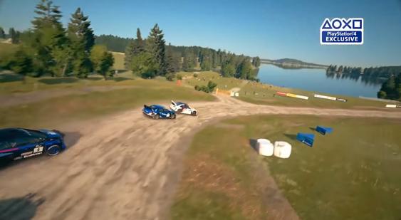 Peugeot (Пежо) разработала виртуальный болид для видеоигры Gran Turismo Sport