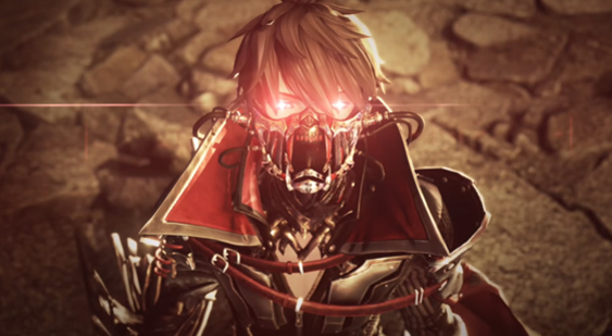 Трейлер Code Vein - Golden Joystick Awards 2017