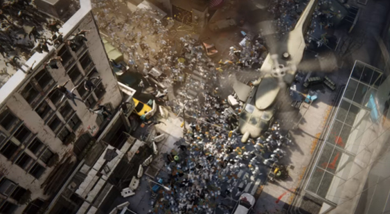 Трейлер анонса World War Z для PC и консолей