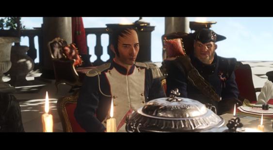 Тизер-трейлер анонса приключения The Council