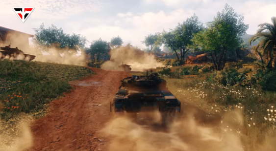 Трейлер Armored Warfare: Проект Армата - обновление 0.23 Карибский кризис