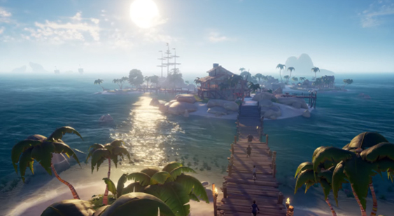 Трейлер Sea of Thieves к старту бета-теста