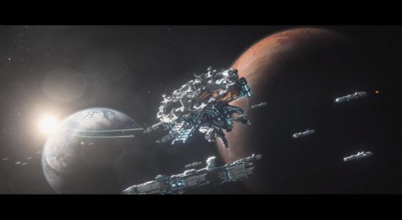 Дата релиза Stellaris: Apocalypse исюжетный трейлер