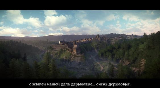 Моддеры уже работают над превращением Kingdom Come: Deliverance в«Игру престолов»