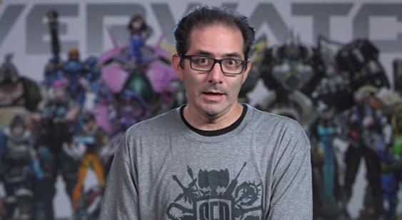 Создатели Overwatch намекнули напоявление вигре 27-го персонажа
