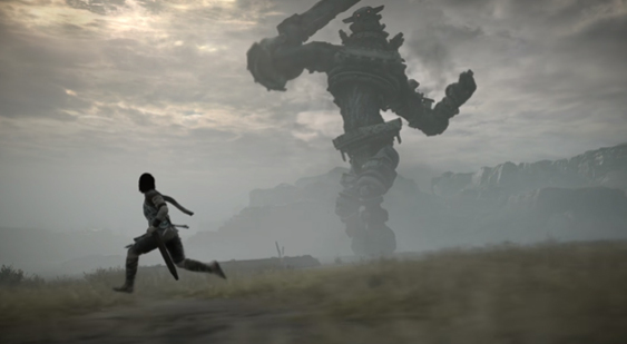 Интервью с разработчиками ремейка Shadow of the Colossus