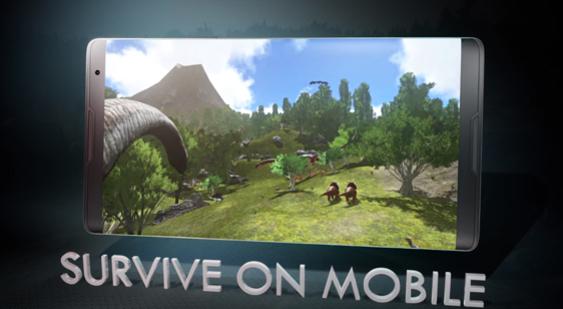 Ark: Survival Evolved выйдет на мобильных устройствах