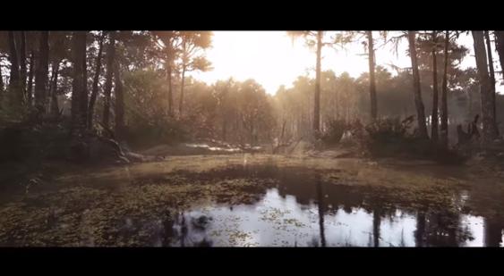 Crytek показала возможности движка CryEngine Vвновом техно-демо