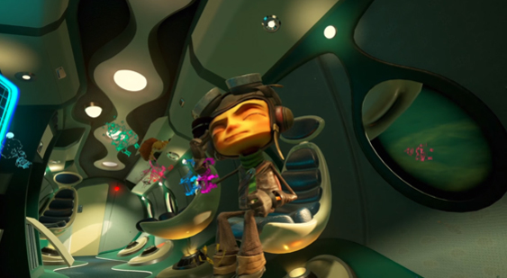 Трейлер к выходу Psychonauts in the Rhombus of Ruin в Steam