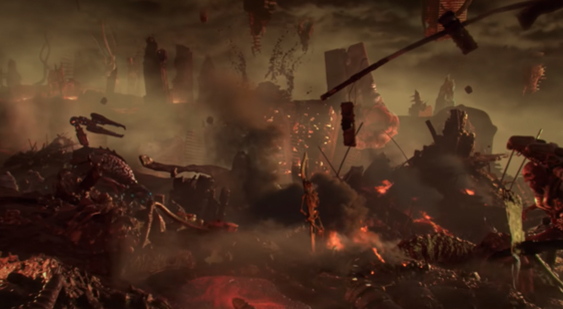Трейлер анонса DOOM Eternal - E3 2018