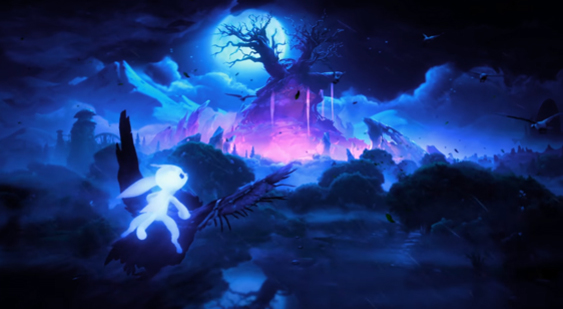 Геймплейный трейлер Ori and the Will of the Wisps - E3 2018