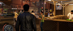 Видео Sleeping Dogs: Definitive Edition - драка на рынке ночью